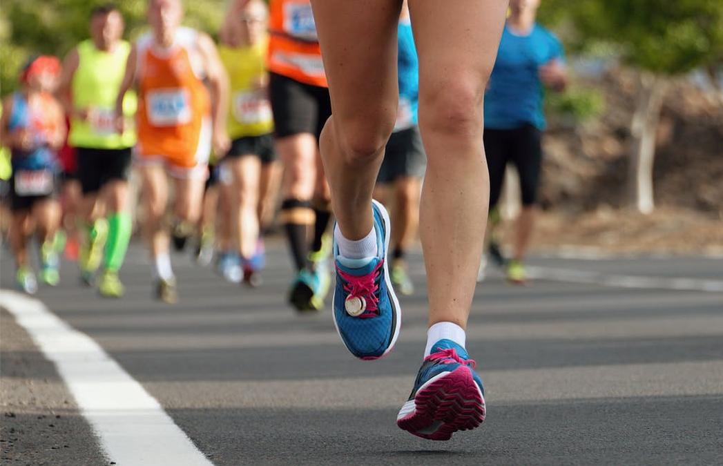 อาการบาดเจ็บจากการวิ่ง