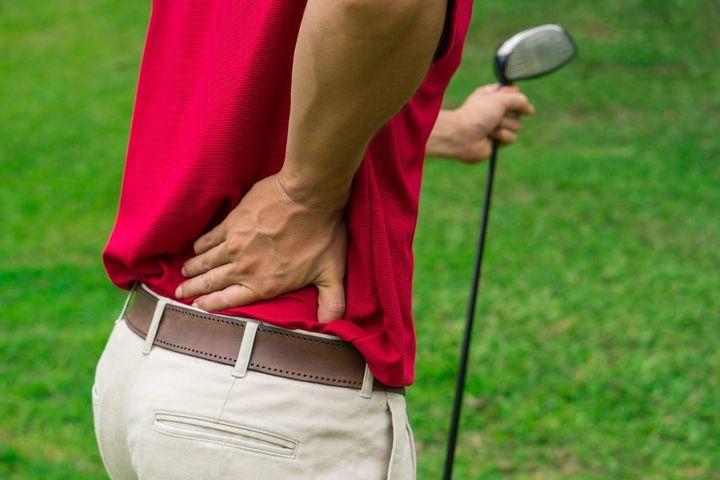 ゴルフをすると腰痛になりやすい?バンコク
