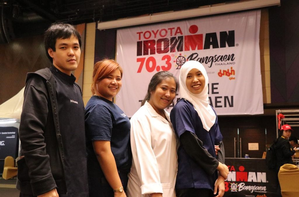 TOYOTA IRONMAN 70.3 Bangsaen Presented by MAMA