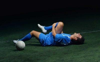 การบาดเจ็บจากการเล่นฟุตบอล