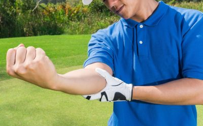 อาการปวดข้อศอกด้านใน หรือโรคข้อศอกนักกอล์ฟ (Golfer's elbow/Medial Epicondyle Tendinopathy)